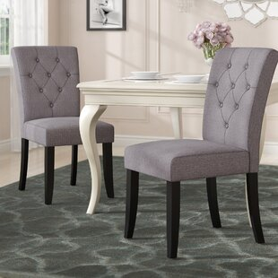 Keiper Upholstered Dining Chair (Set of 2)