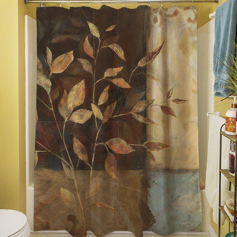 Fleur De Lis Living Amie Printed Shower Curtain & Reviews | Wayfair