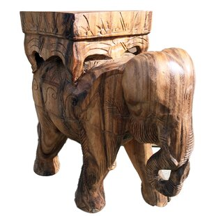 Elephant Stand Stool by Asian Art Imports