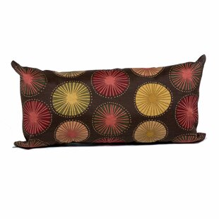 Sunburst Outdoor Lumbar Pillow