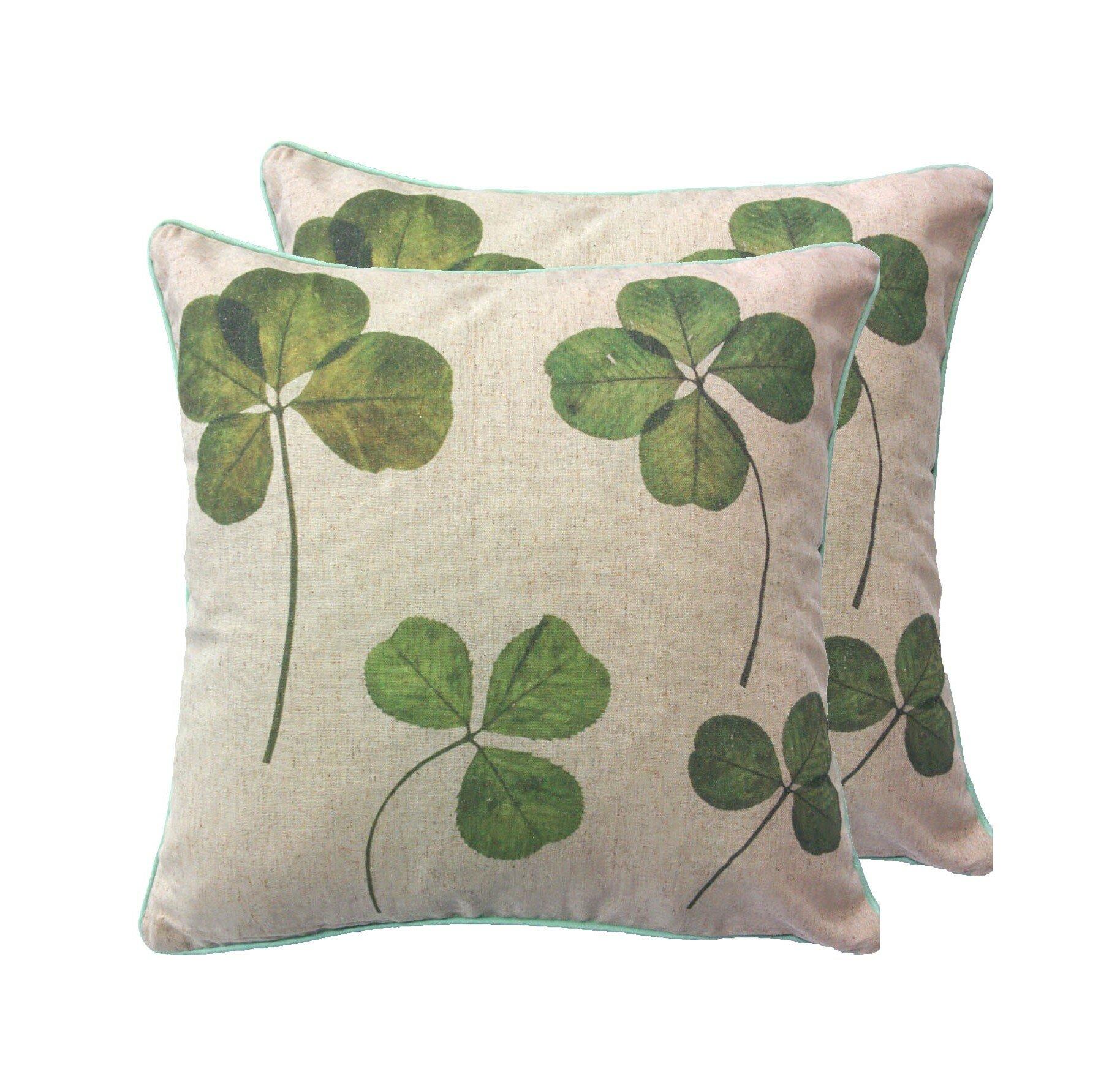 August Grove Erden Square Pillow Cover Reviews Wayfair