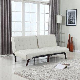 Modern Convertible Sofa by Madison Home USA