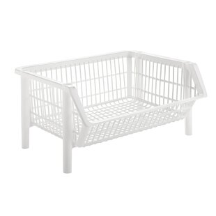 Price Check Jumbo Stacking Basket By IRIS USA, Inc.