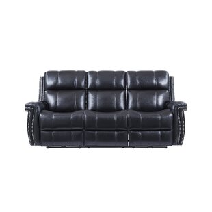 Hobbs Power Headrest Reclining Sofa