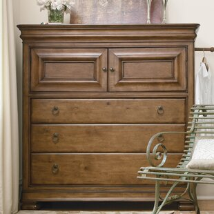 Mauritane 5 Drawer Combo Dresser by World Menagerie Purchase