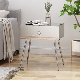 Arrowood End Table with Storage