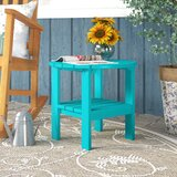 Sawyerville Plastic/Resin Side Table
