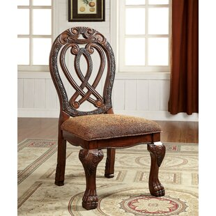 Dolores Formal Side Chair (Set of 2) Hokku Designs