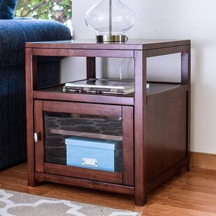 Erskine End Table by Latitude Run