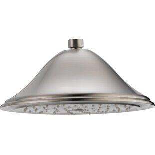 Affordable Universal Showering Components Full Rain Shower Head ByDelta