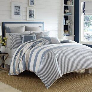 Fairwater Reversible Comforter Set