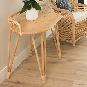 Deloris Console Table by Bayou Breeze