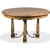 Sharkey Extendable Dining Table by Fleur De Lis Living