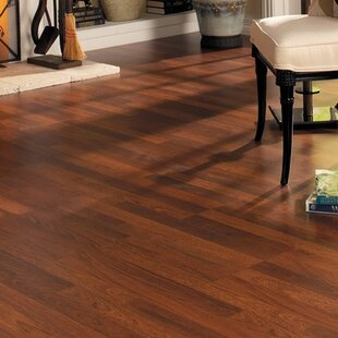 Home Series 8 X 47 7mm Cherry Laminate Flooring In Brazilian