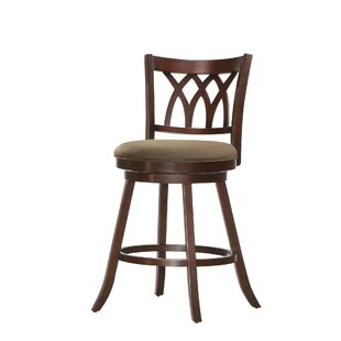 Eastham 24 Swivel Bar Stool Winston Porter