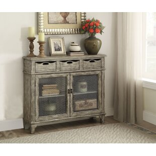 Compare & Buy Janney 3 Drawer Accent Cabinet ByOphelia & Co.