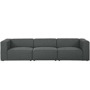 Crick Modular Sofa by Orren Ellis