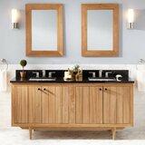 Osa 73 Double Bathroom Vanity Set by Signature Hardware