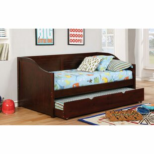 Damarion Twin Bed with Trundle