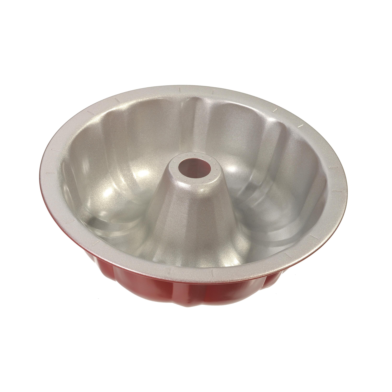 Delish 11 Round Non Stick Steel Fluted Cake Pan Wayfair