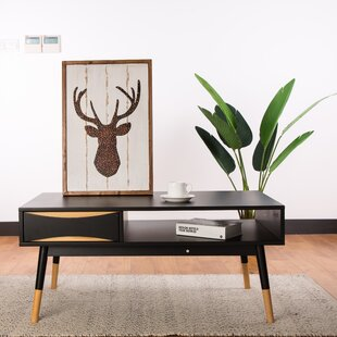 Lovelle Coffee Table by Wrought Studio