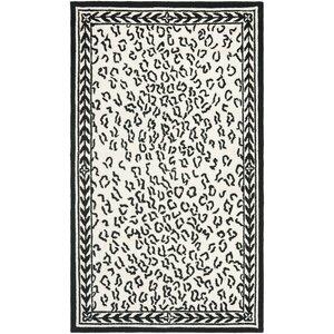 Greenock Leopard Print Rug