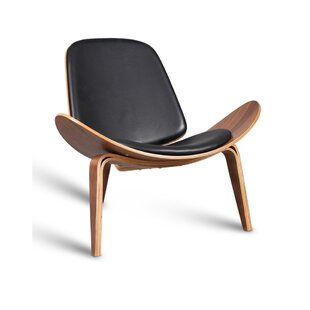 Arney Leather Guest Chair