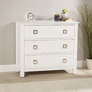 Emilee Overlay 3 Drawer Accent Chest