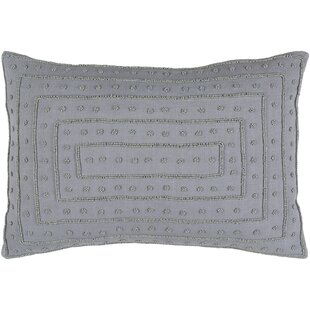 Hyman 100% Cotton Lumbar Pillow Cover