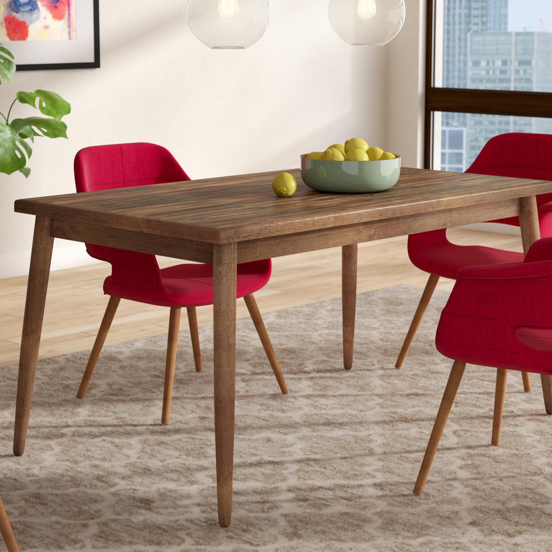 Awe Inspiring Langley Street Lydia Dining Table Reviews Wayfair Alphanode Cool Chair Designs And Ideas Alphanodeonline