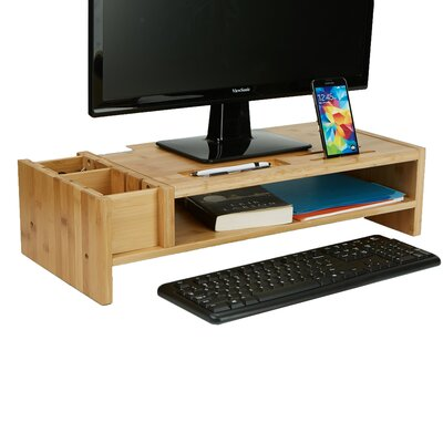Monitor Stands Amp Risers You Ll Love In 2020 Wayfair