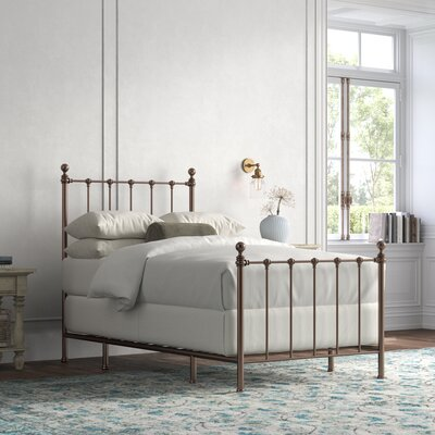 Mason and Marbles Twin Standard Bed