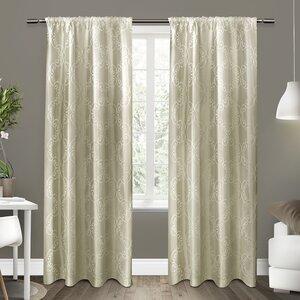 Como Curtain Panels (Set of 2)