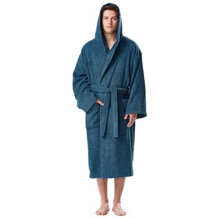 Mens Terry Cloth Robe  ec08d1408