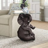 Ceramic Elephant Side Tables Wayfair