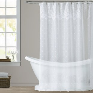 Victor Single Shower Curtain
