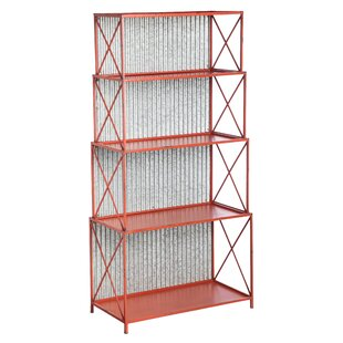 Glenwood Standard Bookcase by 17 Stories Modern
