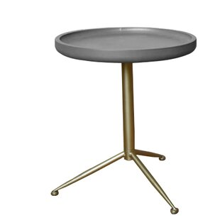Wooden End Table by Teton Home
