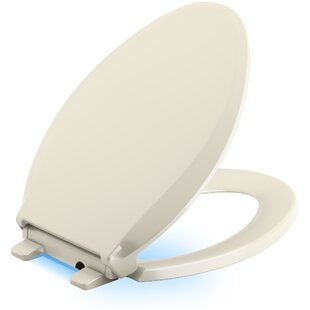 Sensational Cachet Nightlight Quiet Close With Grip Tight Elongated Front Toilet Seat Inzonedesignstudio Interior Chair Design Inzonedesignstudiocom