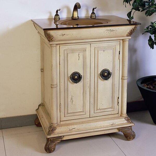 28 Single Chest Bathroom Vanity Set