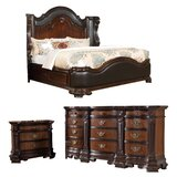 Murtagh Standard Configurable Bedroom Set by Astoria Grand
