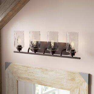 Best Price Westhope 4-Light Vanity Light By Laurel Foundry Modern Farmhouse
