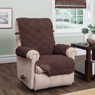 Sherpa Waterproof Recliner Slipcover