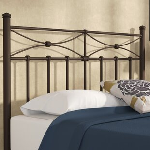 Hagues Metal Open-Frame Headboard