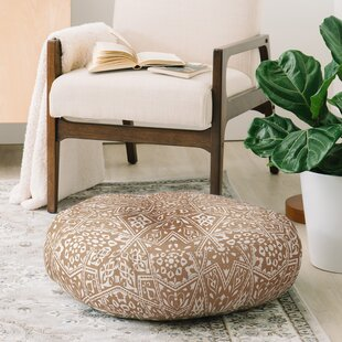 Aimee St Hill Amirah Round Floor Pillow