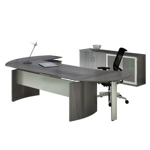 Medina Series 2 Piece Standard Right Return Desk Office Suite