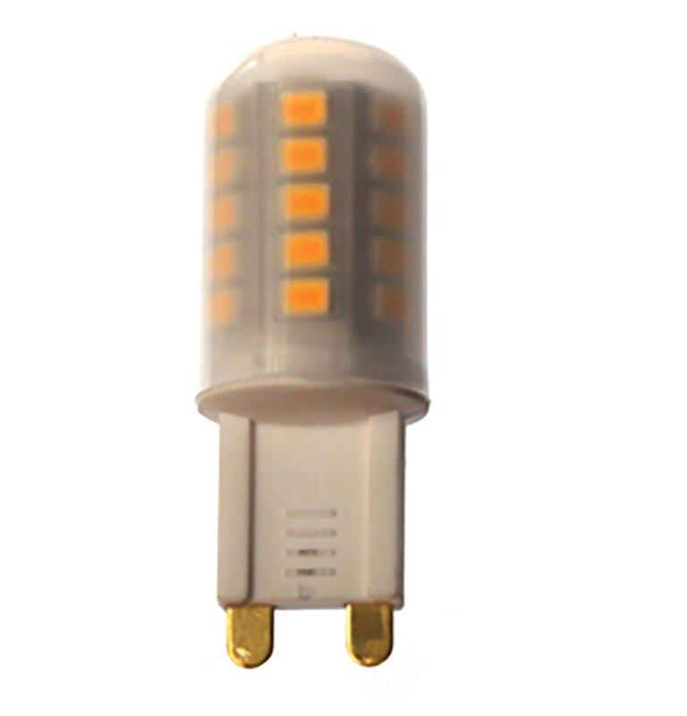 5 40 Watt G9 40W 120V Halogen Light bulbs Plusrite 3416
