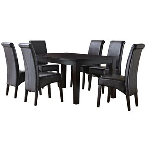 Avalon 7 Piece Dining Set by Simpli Home