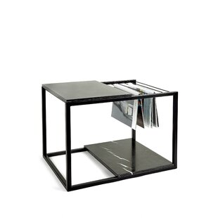 Gaiser Marble Magazine Block Coffee Table