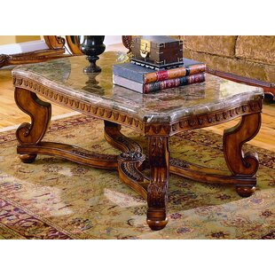 Top Chiltern Coffee Table By Astoria Grand